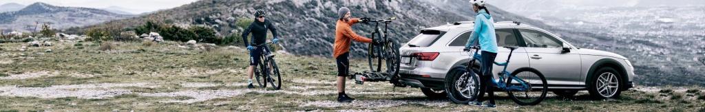 Перевозка велосипедов на автомобиле